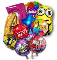 party balloons for any occasion wirral