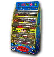 pick 'n' mix stand hire uk